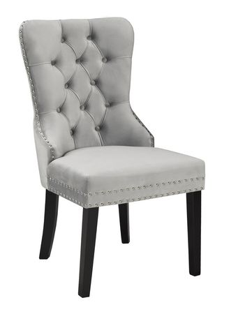 Chaise de salle a manger Verona, gris - image 1 de 2