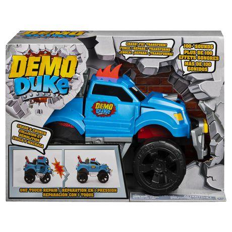 Demo Duke Crashing and Transforming Vehicle - image 2 of 9