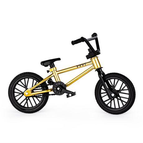 Tech Deck Bmx Finger Bike Cult Gold Black Series 13 Walmart Canada
