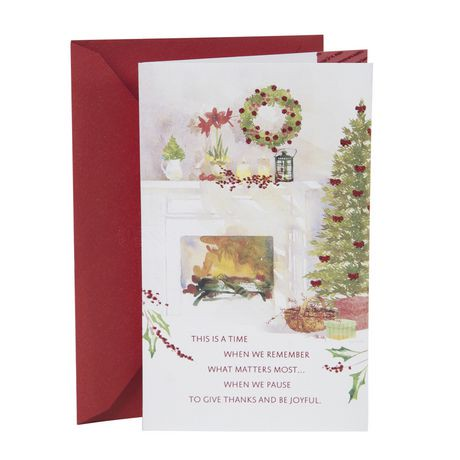 Hallmark christmas greeting card walmart canada m4hsunfo