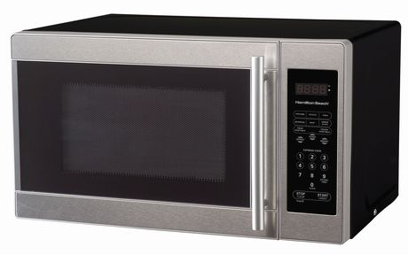 Hamilton Beach 0.7 cu.ft. Stainless Steel Microwave - image 1 of 2