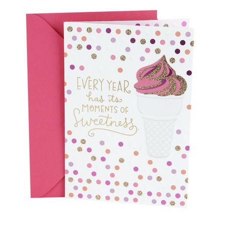 Hallmark Birthday Greeting Card