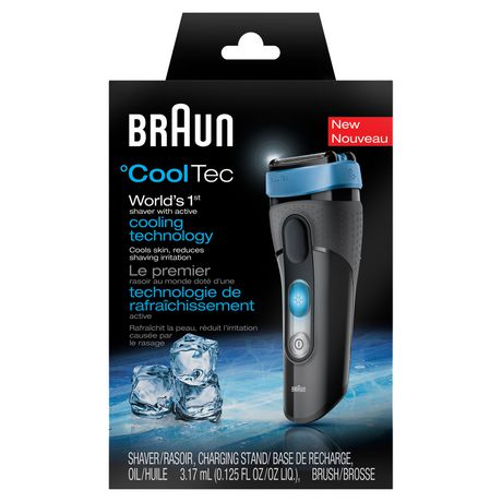 Braun Cooltec Men's Shaver - image 1 of 3