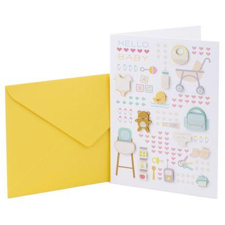 Carte de souhaits avec signature « Nouveau bébé » de Hallmark - image 1 de 6