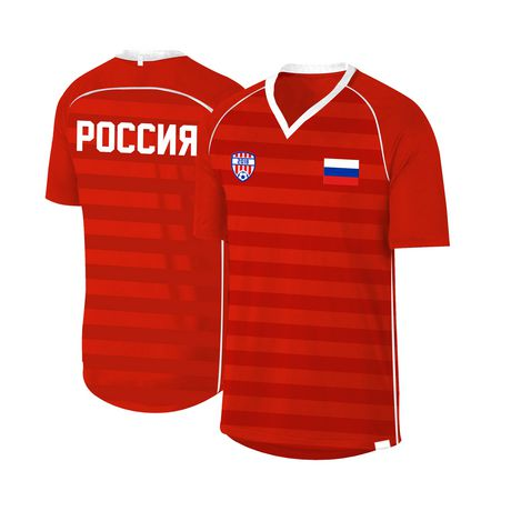 f30eba6e8 George Adult Russia Soccer Jersey - image 1 of 1 ...