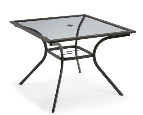 Ensemble d ner montclair de hometrends 5 pi ces for Table exterieur walmart