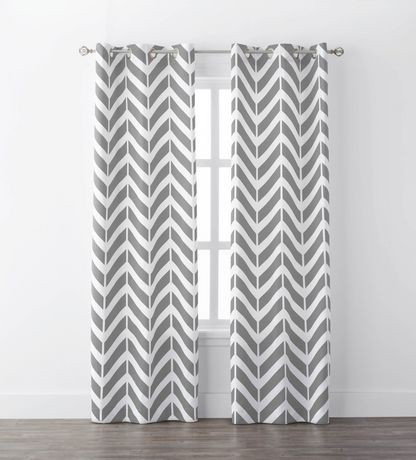 ideas blackout chevron grey com curtains with tag black designs and cream of dollclique articles lovely curtain