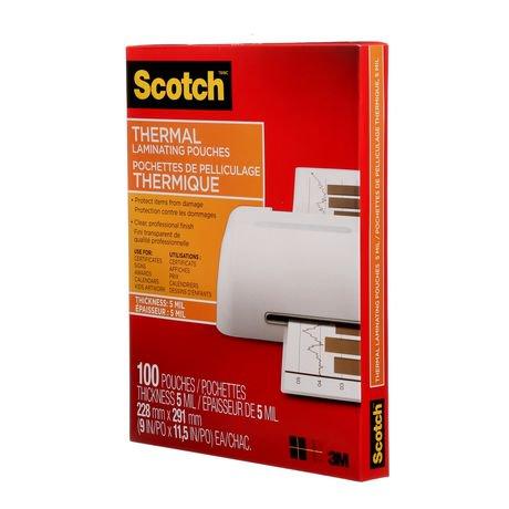 Scotch Thermal Laminating Pouches Walmart Canada