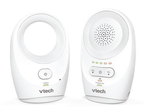 VTech DM1111 - Moniteur audio numérique portée étendue - image 2 de 3