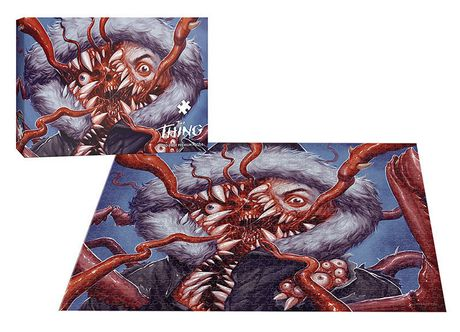 USAopoly The Thing Premium Puzzle - image 2 of 2