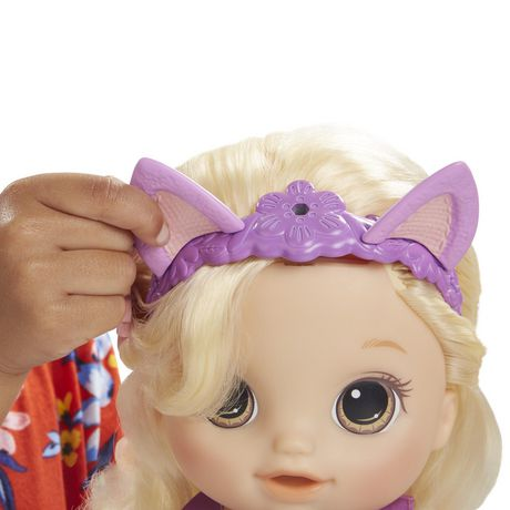 Baby Alive Snip 'n Style Baby - image 6 of 6