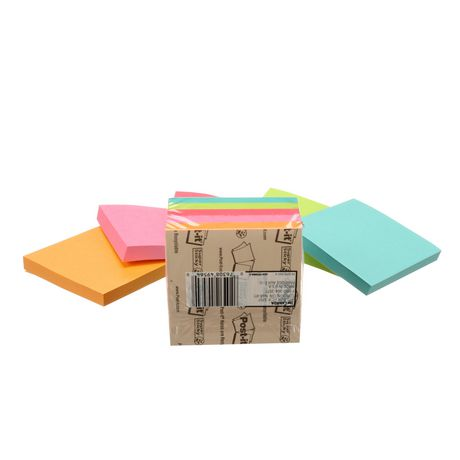 Post-it® Super Sticky Notes 654-5SSMIA-C RP, Miami Collection - image 4 of 8