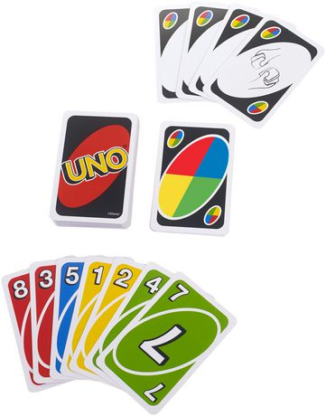 Carte Uno.Uno Card Game
