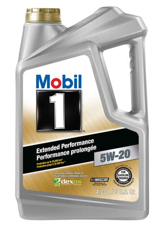 Mobil 1™ Extended Performance 5W-20 - image 1 de 1