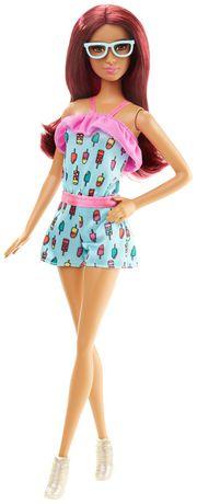 Barbie Fashionistas Doll-Ice Cream Romper Doll - image 4 of 9