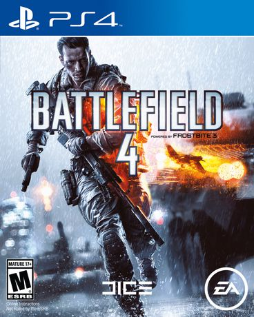 BATTLEFIELD 4 (PS4) - image 1 of 5