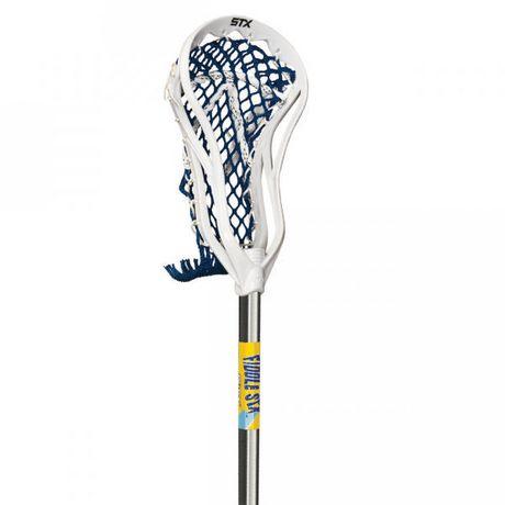 STX Mini Power Lacrosse Stick-White - image 2 of 2