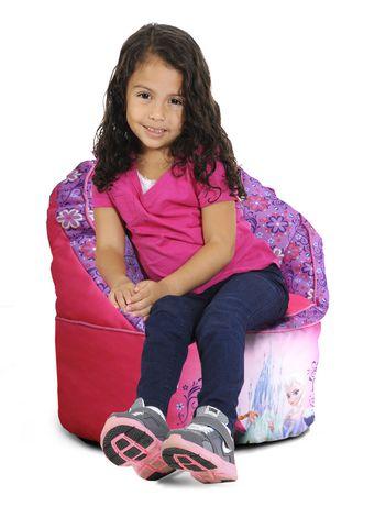 Disney Frozen Pink Bean Bag Chair Walmart Canada