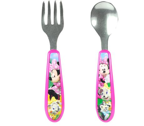 The First Years Disney Easy Grasp Flatware - image 2 of 2