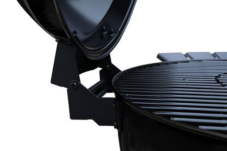 Premium Kettle Charcoal Grill & Smoker - image 4 of 8