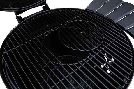 Premium Kettle Charcoal Grill & Smoker - image 3 of 8