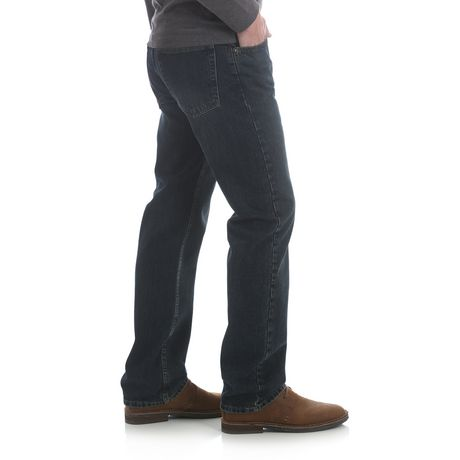 Wrangler Men's Straight Fit Jeans - image 2 of 6