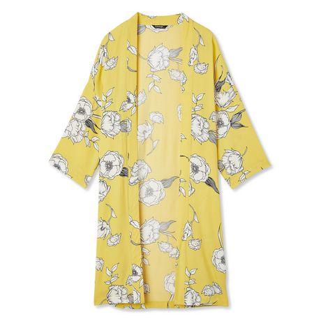 George Women's Maxi Kimono - image 6 of 6