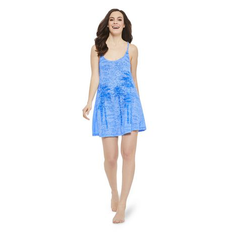 George Women's Printed Coverup - image 1 of 6
