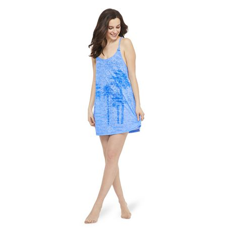 George Women's Printed Coverup - image 5 of 6