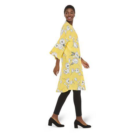 George Women's Maxi Kimono - image 2 of 6