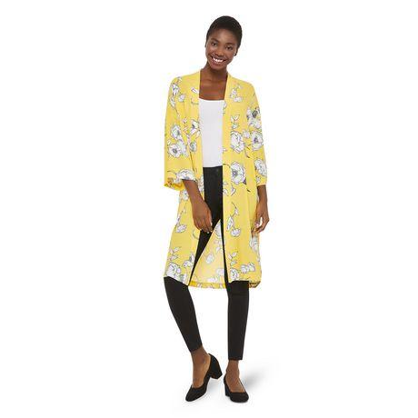 George Women's Maxi Kimono - image 5 of 6