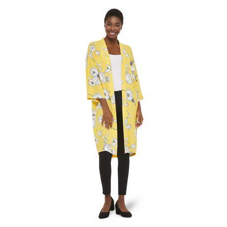 George Women's Maxi Kimono - image 1 of 6