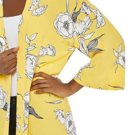 George Women's Maxi Kimono - image 4 of 6