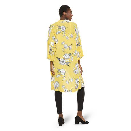 George Women's Maxi Kimono - image 3 of 6