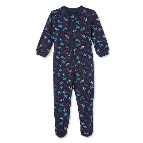 6bef652b4d George Baby Boys  Zip-Up Sleeper