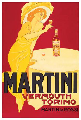 Martini Rossi-Vermouth Torino - image 1 de 1