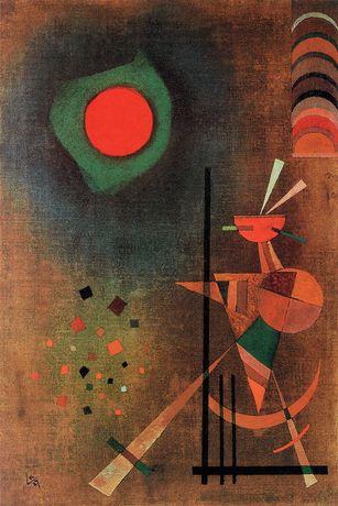 Kandinsky - Aufleuchten - image 1 de 1