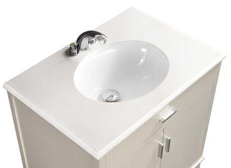 oxford meuble lavabo 30 po avec dessus en marbre walmart canada. Black Bedroom Furniture Sets. Home Design Ideas