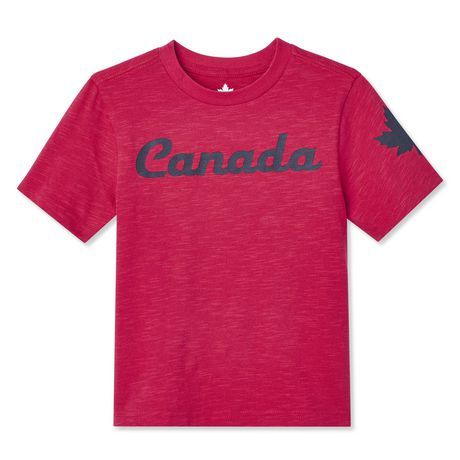 Canadiana Toddler Boys' Tee - image 1 of 2