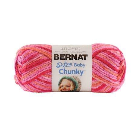 Bernat Softee Baby Chunky Yarn Walmart Canada