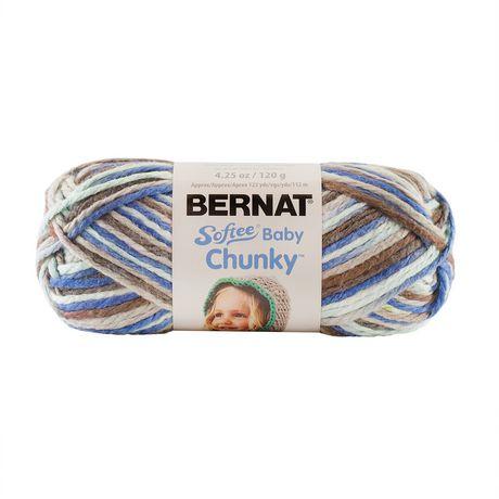 Bernat Softee Baby Chunky Yarn Walmart Ca