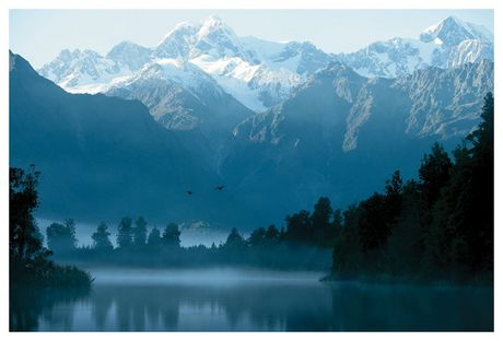 Eurographics Lake Matheson South Island - image 1 of 1