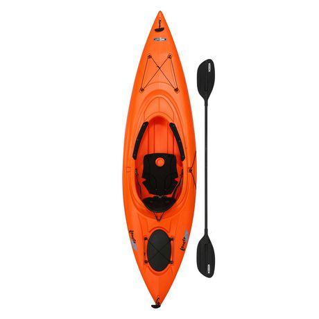 Kayak assis à vie Lancer 100 de Lifetime - image 1 de 7