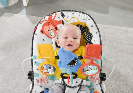 Fisher-Price Baby's Bouncer - image 3 of 9