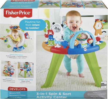 Fisher-Price – Centre d'activités 3 en 1 - image 5 de 9