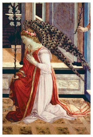 Eurographics Lippi - Annunciation (1457/8) - image 1 of 1