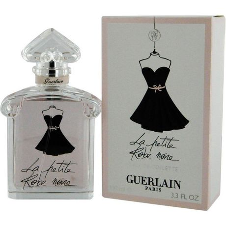 guerlain la petite robe noire ma robe cocktail 100ml eau. Black Bedroom Furniture Sets. Home Design Ideas