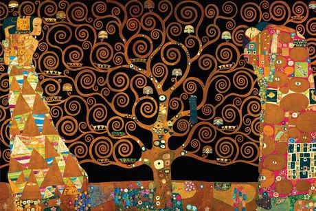 Klimt Tree Life Interpretation | Walmart Canada