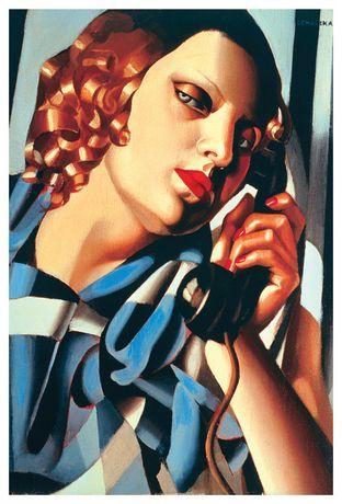 Lempicka - Le téléphone II - image 1 de 1