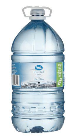 4l Great Value Canada DistilléeWalmart L'eau De Ov08wnNm